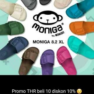 OPEN PO sendal Moniga By Monobo Thailand READY 8 JUNI 2018