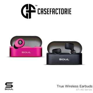 Soul ST-XS True Wireless Bluetooth Earbuds