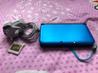 3ds xl with one game