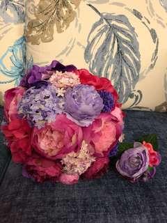 花球連襟花