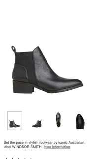 Windsor Smith Metz Boots