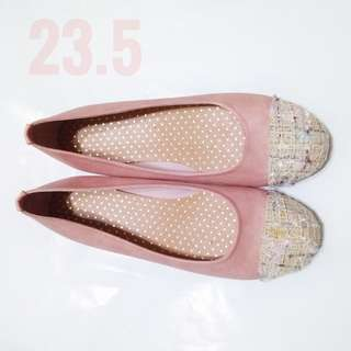 🚚 ▪️粉色平底鞋