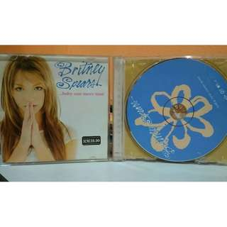 CD Britney Spears - Baby One More Time