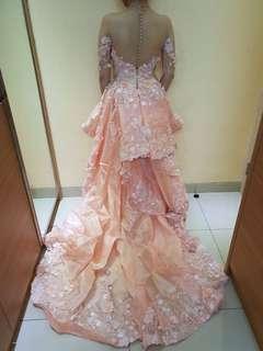 Luxury party dress