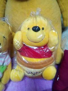 Original Winnie the Pooh stuff toy