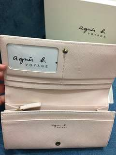 Agnes B 🌟全新🌟長銀包