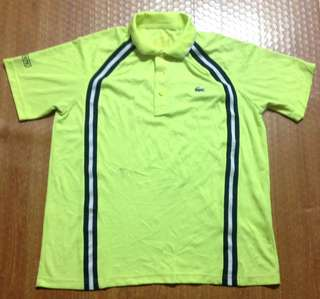 Lacoste Sport Poloshirt Ultra Dry Authentic