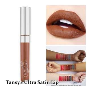💕 Instock 💕 Colourpop Ultra Satin Lip 💋 Tansy 💋