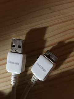 原裝Samsung 三星充電線