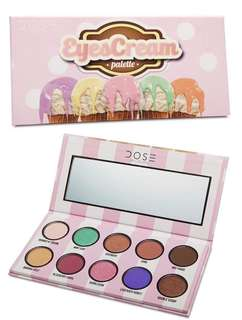 Dose of colors Eyescream eyeshadow palette