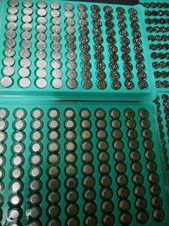 🚚 鈕扣電池AG3/LR41盤裝