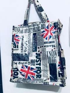 UK防水手提包   #一百元好物