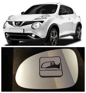 Nissan Juke side mirror all models and series