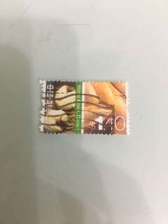 香港郵票$1.4