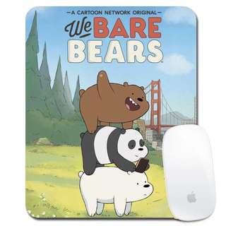 We Bare Bears Mousepad (P.O.)