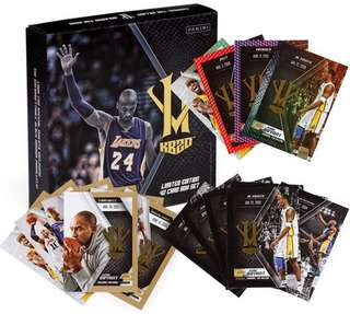 NBA 球員卡 2015-16 Panini HeroVillain Kobe Bryant Basketball Cards