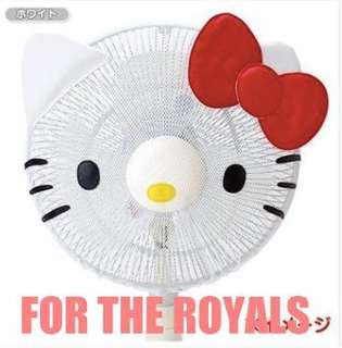 Hello kitty fan protector