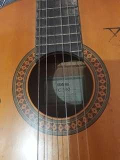 Dijual gitar Yamaha C390