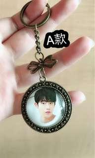 🚚 南柱赫 Nam Joo Hyuk 時光寶石鑰匙圈