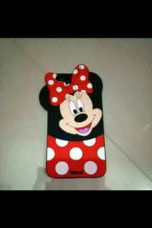 Softcase Minnie Mouse OPPO A37 & A33 (Neo 7)