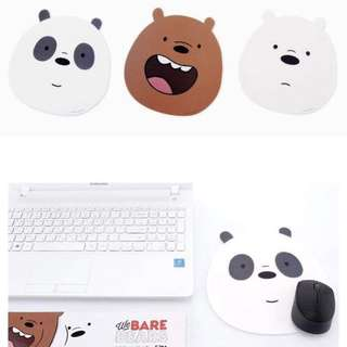 We Bare Bears Mousepad (P.O.)