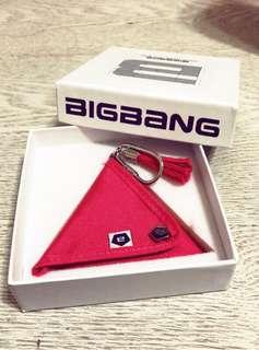 🚚 BIGBANG 周邊 still alive 零錢袋 可拆 鑰匙圈 全新 桃粉色