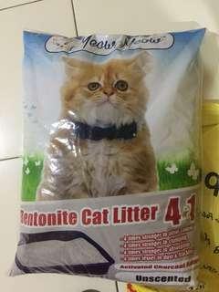 Meow meow Bentonite Cat litter