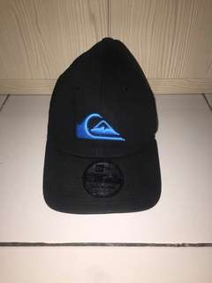 QUIKSILVER NEW ERA BLACK CAP