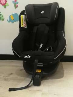 Joie 360 baby car seat