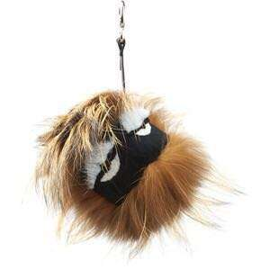 Fendi Monster Charm Keychain吊飾