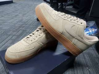 ***Repriced*** Nike - Air Force 1 '07 SUEDE size10.5 Brandnew