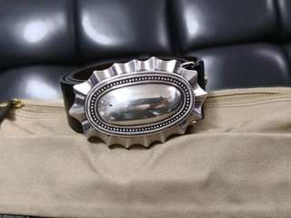Genuine leather belt - CHEQ by KAKU Italy
