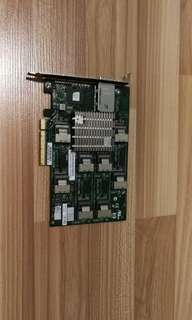 HP 24 port SAS expander