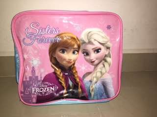 Frozen kids lunch bag