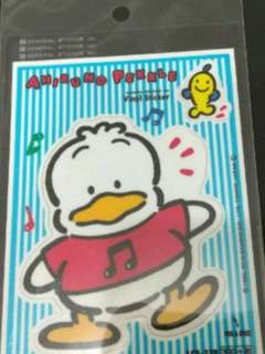 Sanrio Pekkle Sticker(購於日本)
