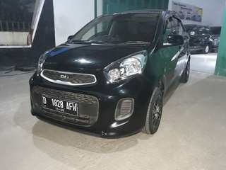 Picanto SE morning MT 2017 black