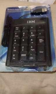 IBM Numeric Keypad