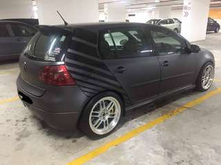 VW MK5 2008 🇲🇾 FULL ACCESSORIES WORTH 35k‼️ Read Description Below. Boleh tukar nama