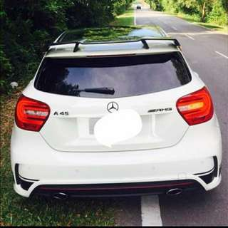 MERCEDES BENZ A250 (A)  SAMBUNG BAYAR / CAR CONTINUE LOAN