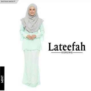 Lateefah Kurung by Rayyan Haya