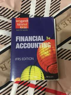 Financial Accounting book