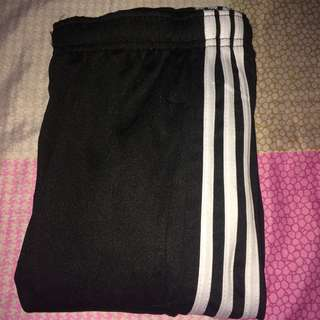 Adidas inspired trackpants