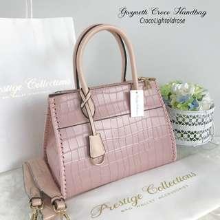 Gwyneth Croco Bag