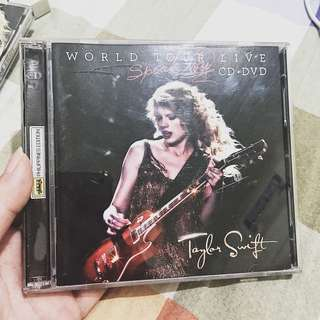 Speak Now Taylor Swift Live Tour