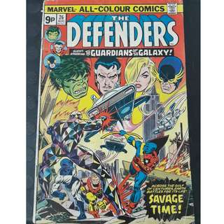 The Defenders #26