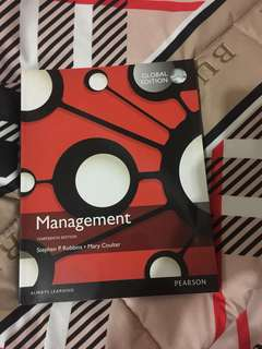 Management book global edition