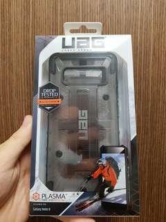UAG Plasma Note 8 Phone Cover (Ash Gray)