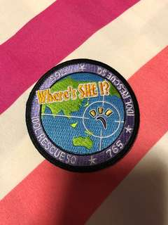 WGW Idol Rescue Patch