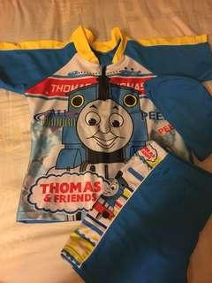 湯瑪士小火車泳裝