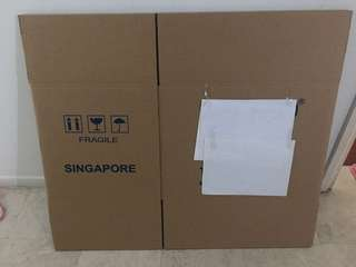 Brand new heavy duty cardboard carton boxes
